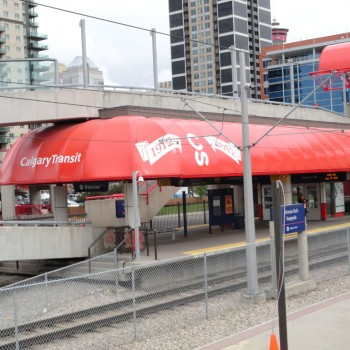 Calgary Stampede Station 3