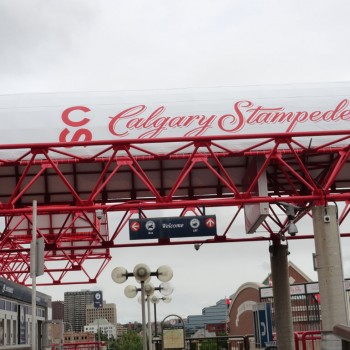 Calgary Stampede Station 4