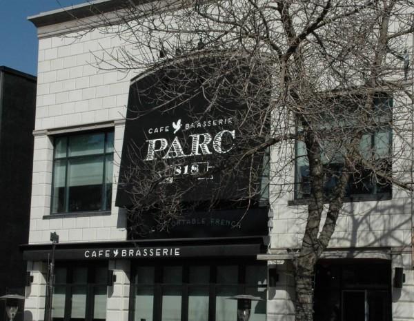 Parc Café & Brasserie