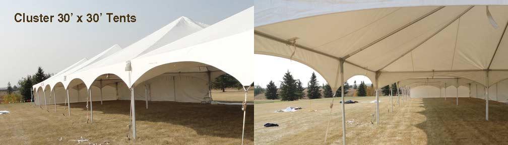 30 x 30 Tent Rentals and Tent Sales