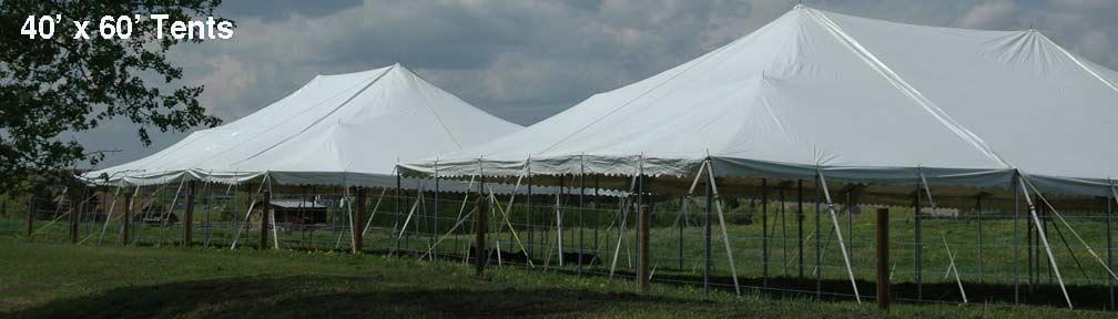 40 x 60 Tent Rentals and Tent Sales