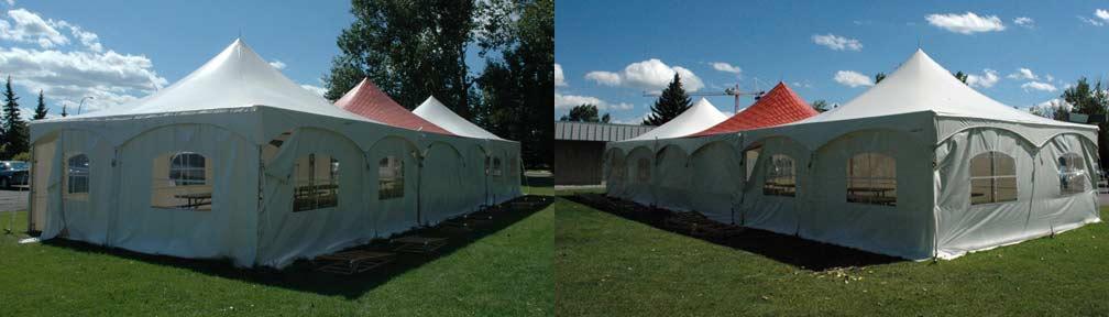 Tent Rentals and Tent Sales