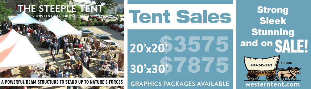 Tent Sales - The Steeple Tent for Sale